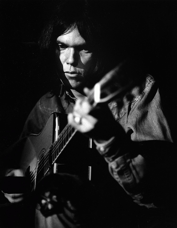 Neil Young and Crazy Horse, 1970