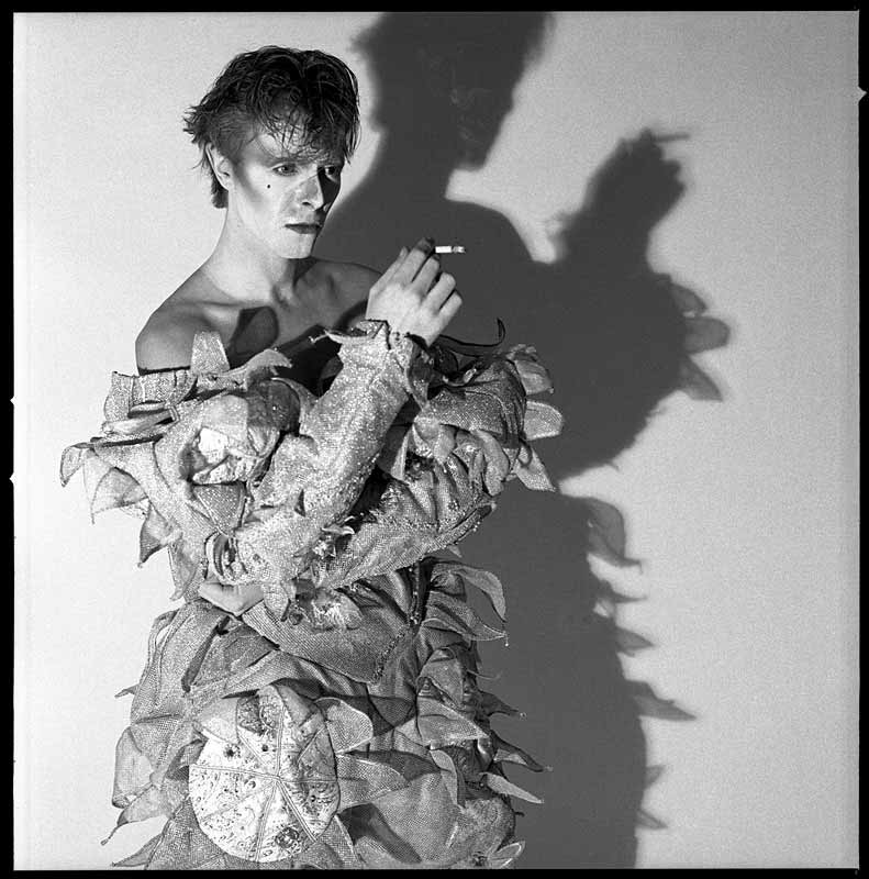 David Bowie, Scary Monsters 3 (Long Shadow), 1980