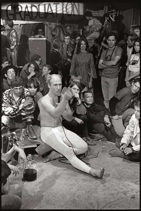Ken Kesey, Acid Graduation, 1966