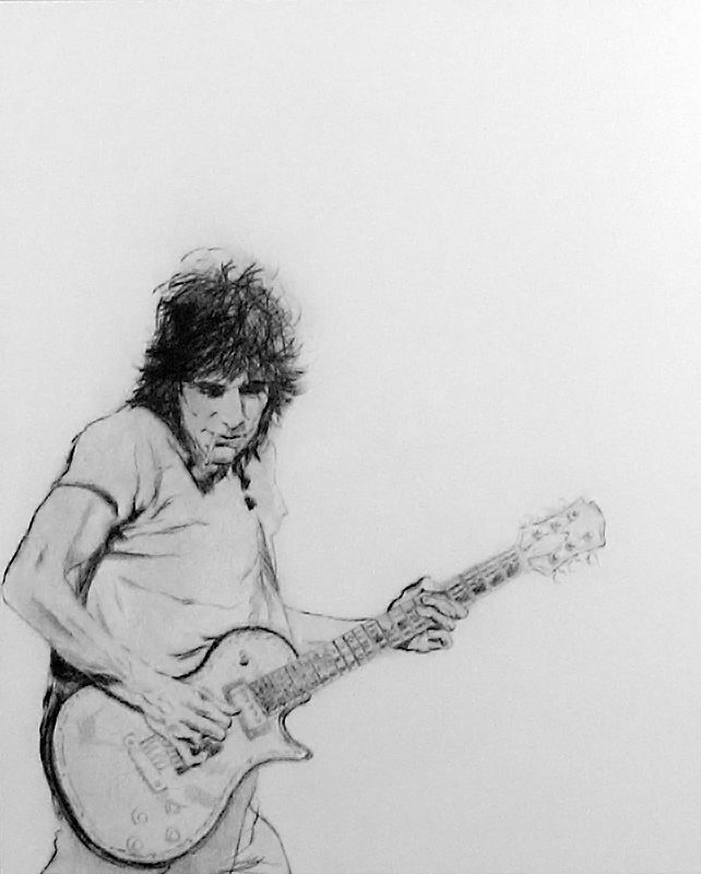 The Rolling Stones Suite I - Ronnie Wood, 1988