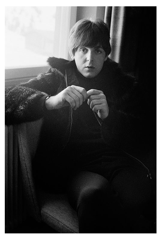 Paul McCartney, Austria, 1965 (Ref.#B57)