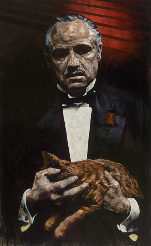 Marlon Brando - The Godfather, 2007