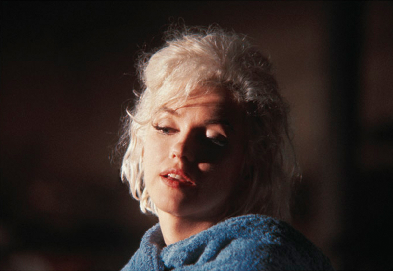 Marilyn Monroe (15), Lost in Thought, on the Set of Something's Got to Give, May, 1962