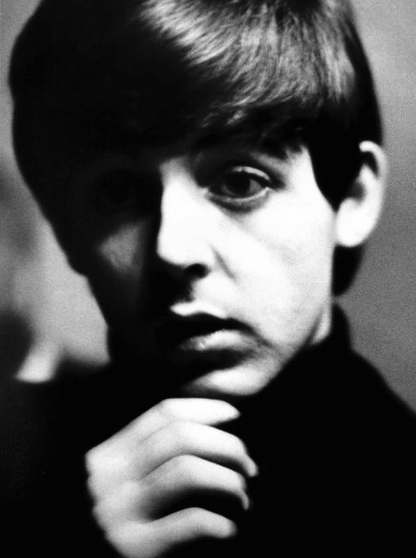 Paul McCartney Portrait, Liverpool, 1963