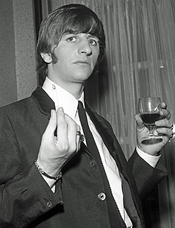 Ringo Starr, Guilty Pleasures, ABC, Manchester, 1964
