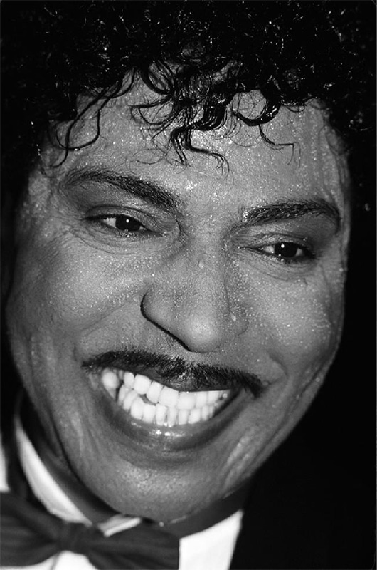 Little Richard, Architect of Rock and Roll, NYC, 1988