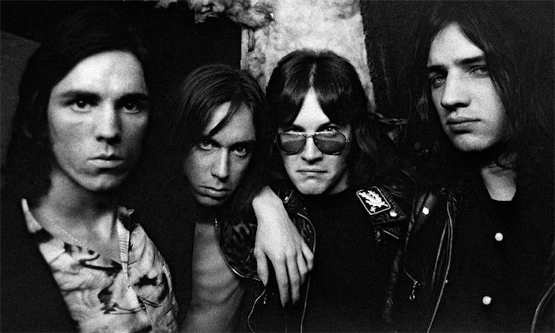Iggy and The Stooges, London 1972