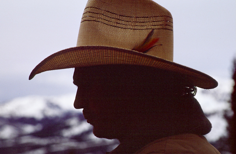 Steve McQueen, The Last Mile, Yellowstone Lake, 1978