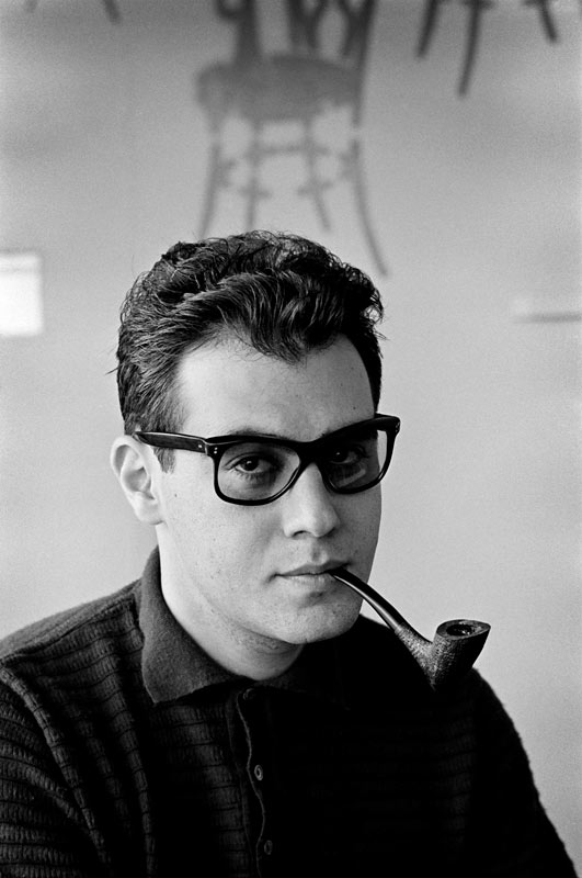 Lalo Schifrin, Monterey Jazz Festival, Monterey, CA, 1961