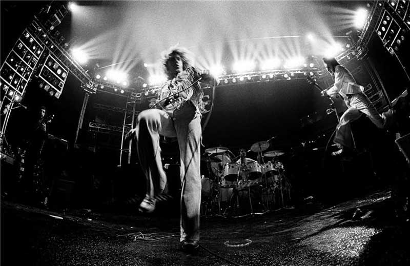 The Who Fisheye, 1973