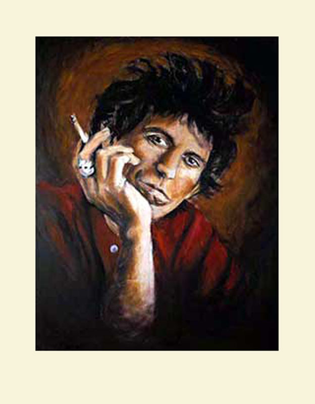 The Rolling Stones Suite II - Keith Richards, 1990