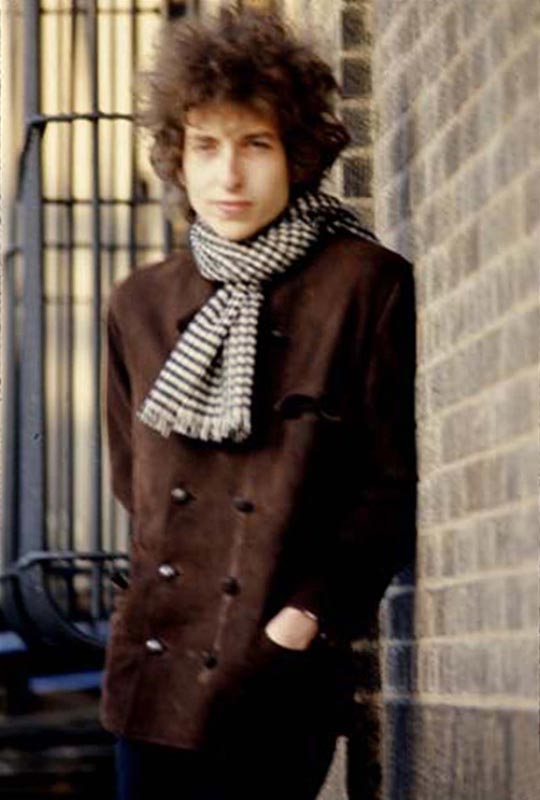 Bob Dylan, More Blonde on Blonde, Album Cover Outtake, NYC, 1966