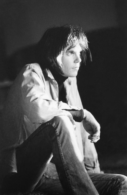 Neil Young, 1969 (Aura)