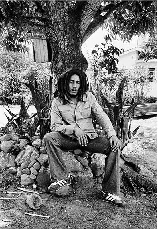 Bob Marley - Trench Town Rock, Hope Road, Jamaica, 1978