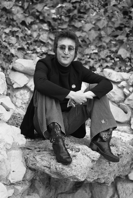 John Lennon, Rocks, Los Angeles, 1973