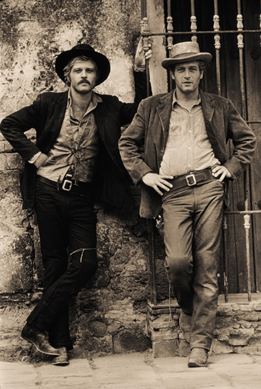 Butch Cassidy and The Sundance Kid, Mexico, 1968