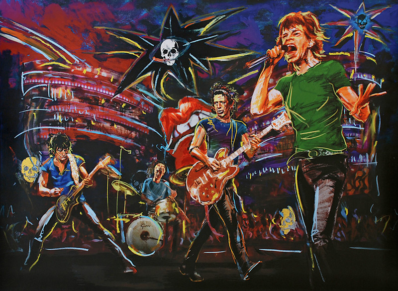 Skulls On Stage - Canvas Collector's Edition, 2009