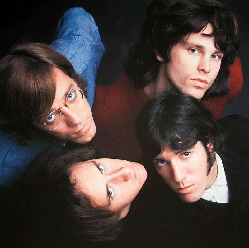 The Doors, Legacy: The Absolute Best Album Cover, 1967