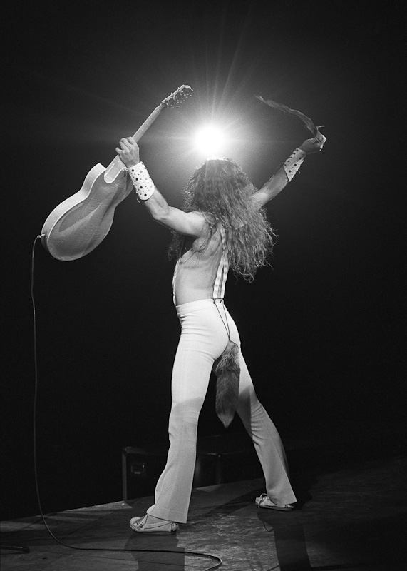 Ted Nugent, Motorcity Madman, Los Angeles, 1979