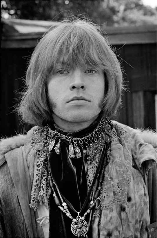 Brian Jones, Monterey Pop Festival, 1967