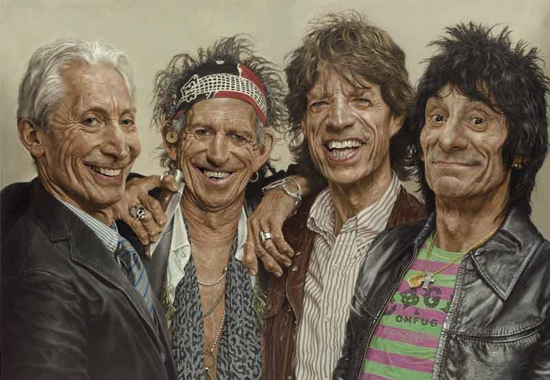The Rolling Stones - Charlie & Company, 2009