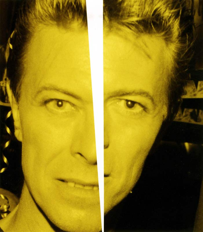 David Bowie Cracked, Slim's, San Francisco 1991