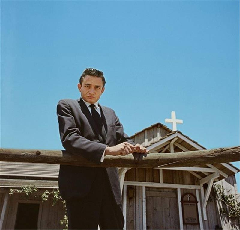 Johnny Cash, Melody Ranch Church, Newhall, CA, June 4, 1961