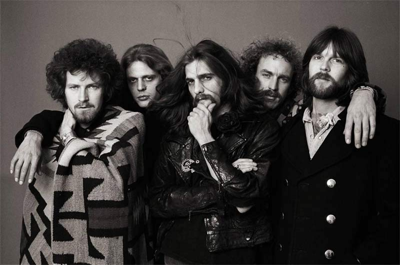 "The Eagles, Los Angeles 1975 ""One of These Nights"""