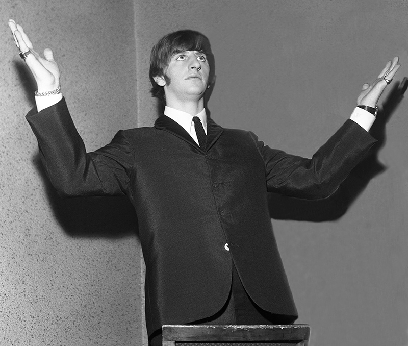 Ringo Starr, Starr Attraction, ABC, Manchester, 1964