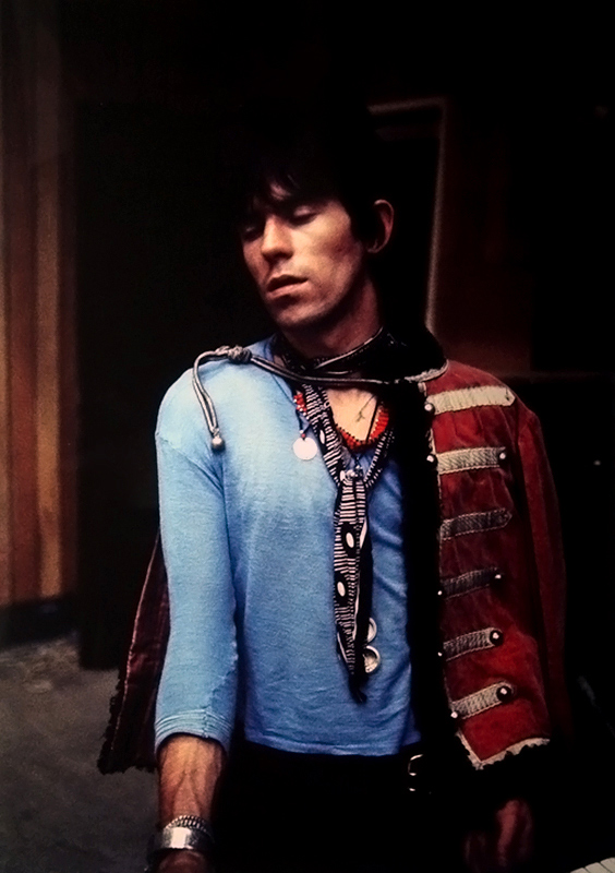 Keith Richards, Wasted, Olympic Studios, London, 1967