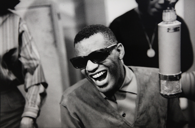 Ray Charles, New York City, 1962