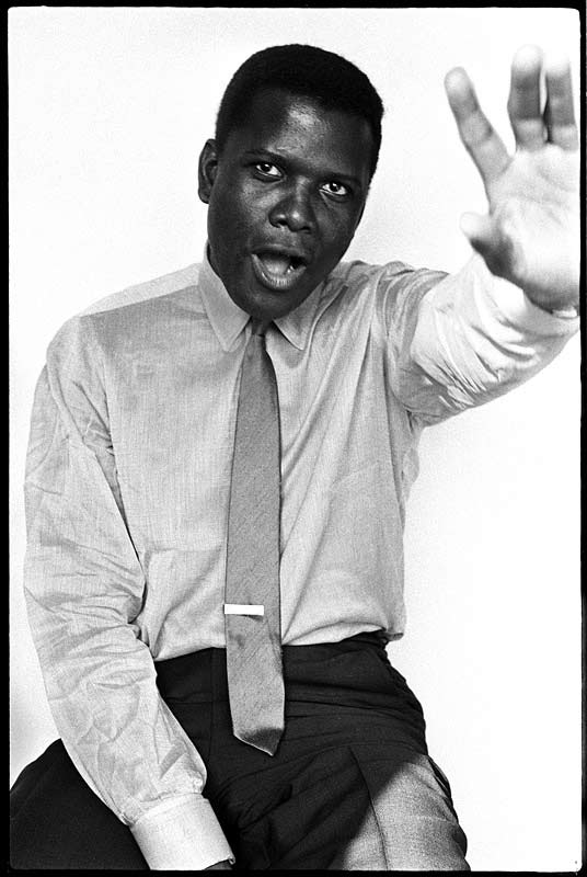 Sidney Poitier II, London, 1965