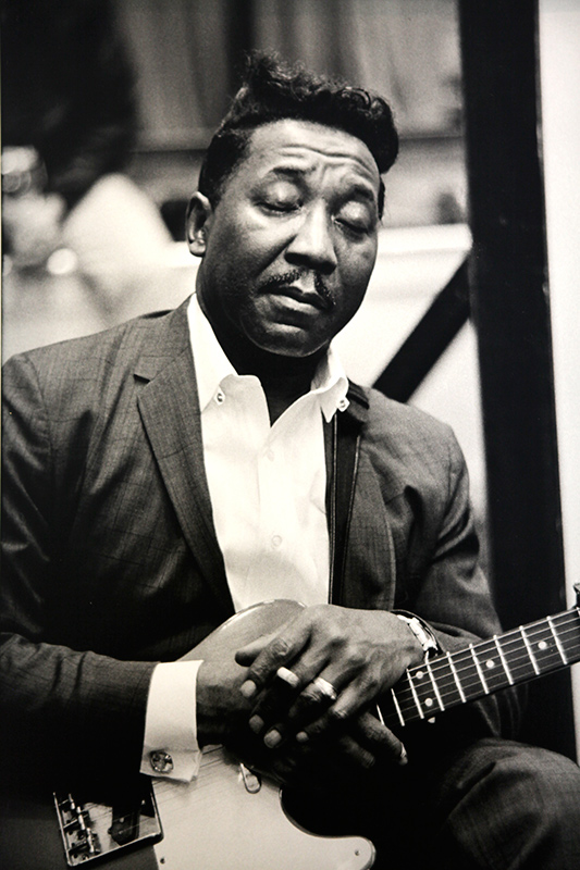 Muddy Waters, Boarding House 1965