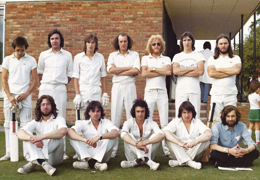 Pink Floyd, Cricket Team