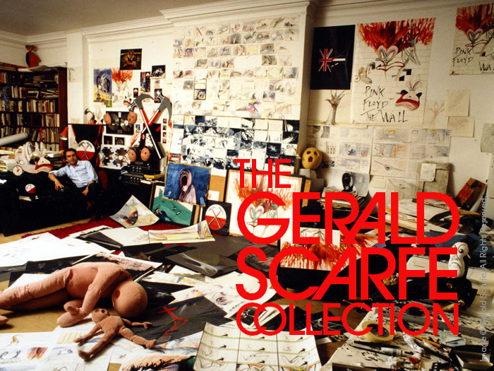 The Gerald Scarfe Collection