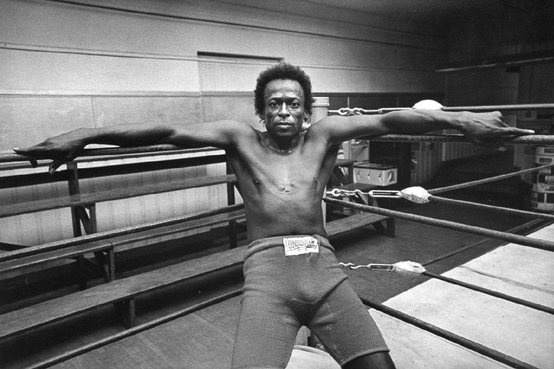 Miles Davis in the Corner, Newman's Gym, 1971