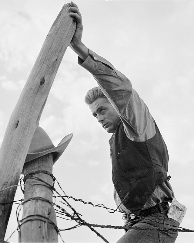 James Dean, Fence Post