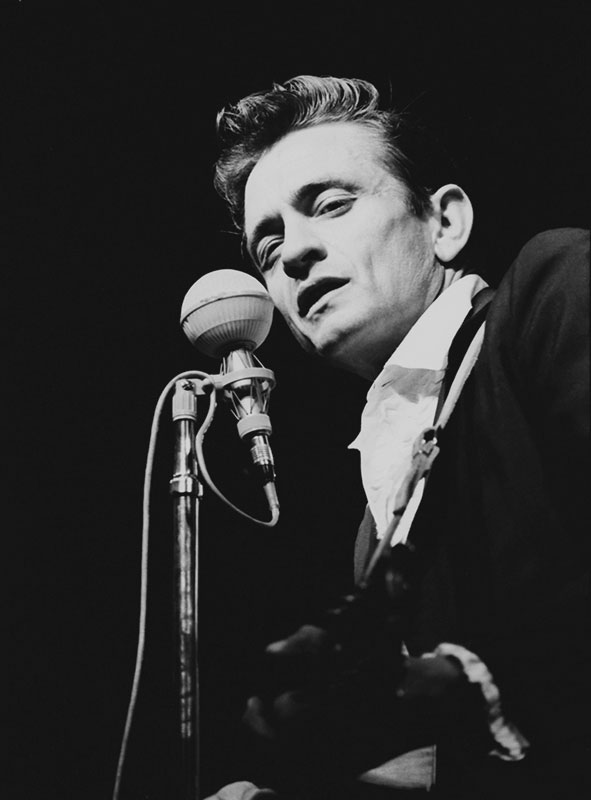 Johnny Cash, Newport Folk Festival, 1964