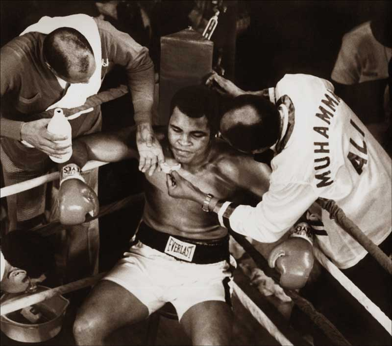 Muhammad Ali In the Corner, 1978 (ALI005)