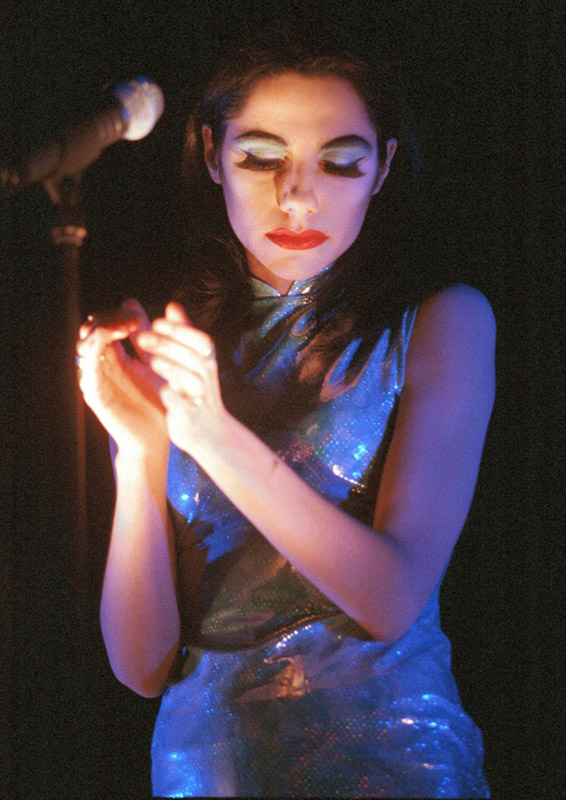 PJ Harvey On Stage, The Forum, London, 1995