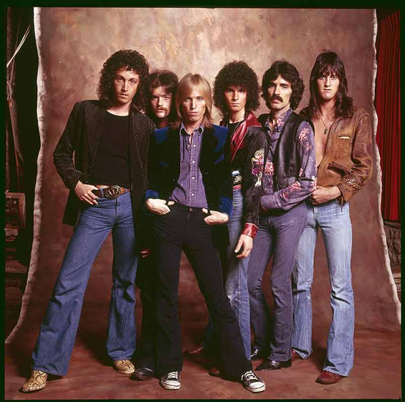 Tom Petty & The Heartbreakers Band Portrait, Los Angeles, 1976
