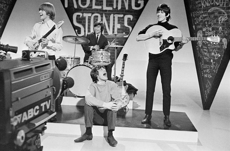 The Rolling Stones, Having a Laugh, ABC TV Studios, 1964