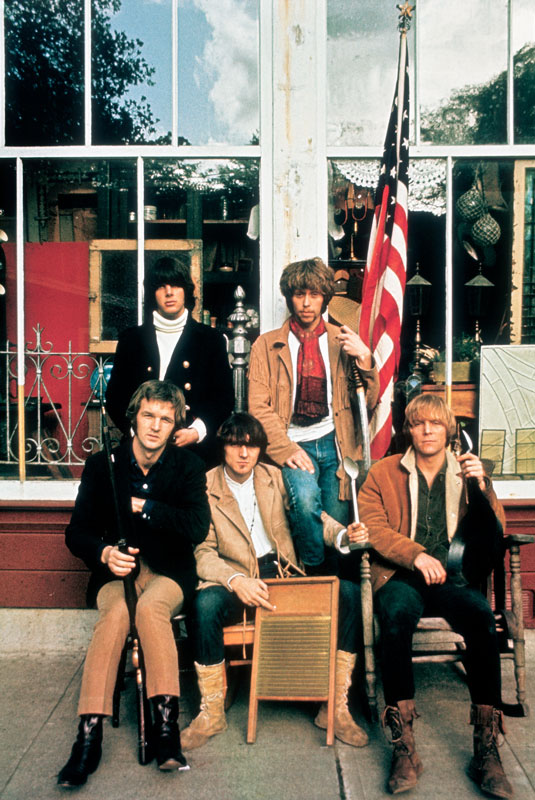 Moby Grape, Moby Grape Album Cover, San Rafael, 1967