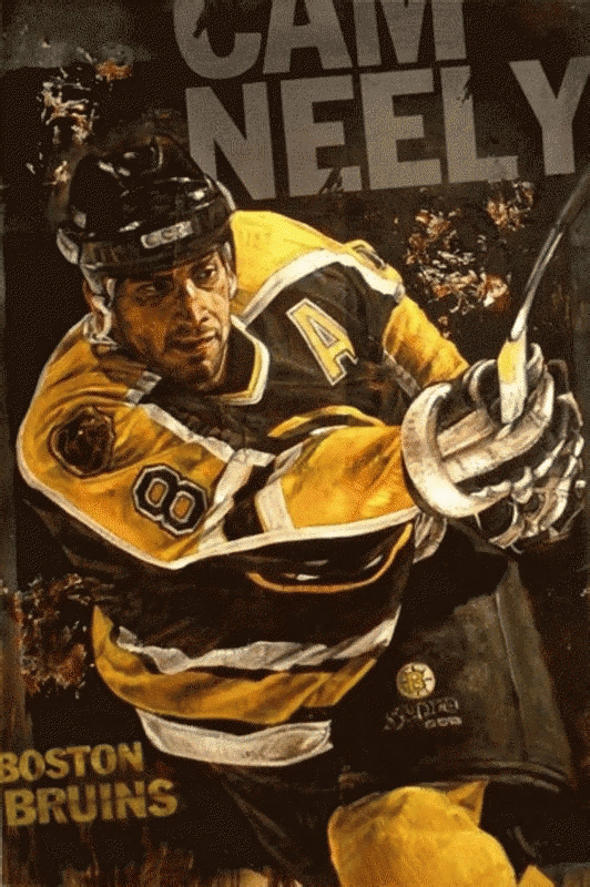 Cam Neely - Boston Bruins, 2006