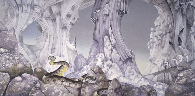 Yes, Relayer/The Gates of Delirium, 2019