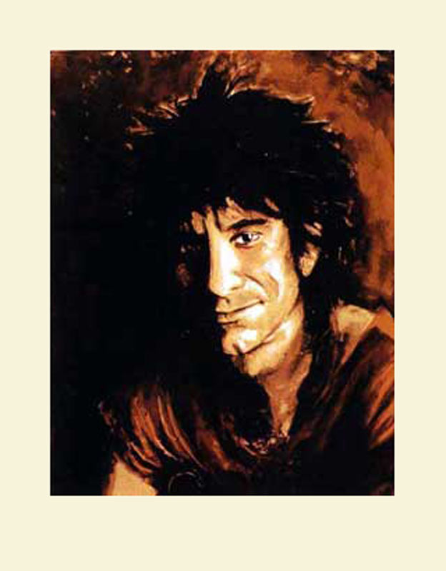 The Rolling Stones Suite II - Ronnie Wood, 1990