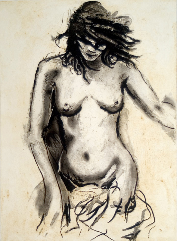 The Range Folio - Nude Study, 2005
