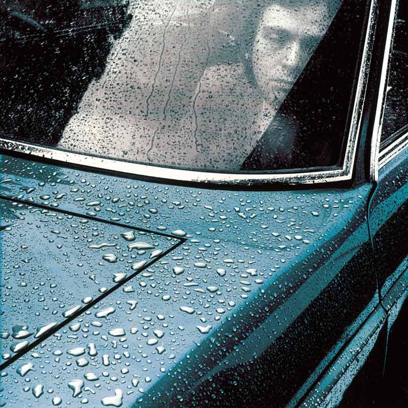 Peter Gabriel, Car Album Cover, 1977