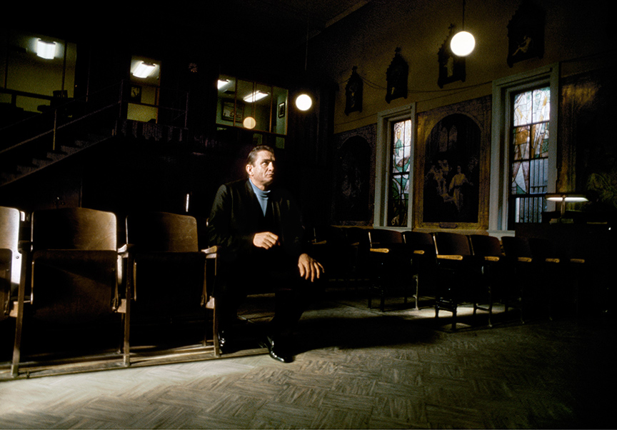 Johnny Cash, Greystone Chapel 1968