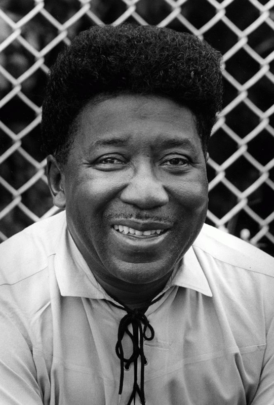 Muddy Waters, Ann Arbor Blues Festival, 1969